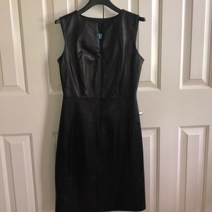 Antonio Melanie Leather dress. NEW!